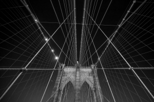Brooklyn Bridge Lines
